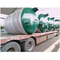 3000 Psi Compressed Air Receiver Tanks Pressure Vessel Stainless Steel Material Manufactures