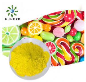 China Health Acid Yellow Lemon Yellow Tartrazine Natural Food Additives on sale