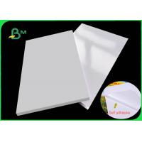 China 115gsm 135gsm Supergloss RC Self Adhesive Photo Paper Waterproof A4 A3 Size on sale