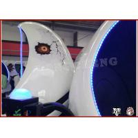 Full HD 1080p 9D Simulator Virtual Reality Electric Commercial Game Machine Manufactures