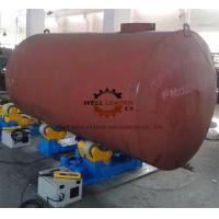 Variable Speed Self Aligned Pipe Welding Rotator 10 Ton Rotary Capacity Manufactures