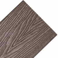 150*25mm 3D deep online patten wood plastic composite decking Manufactures