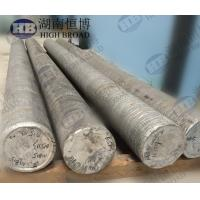 MnE21 Rare Earth Magnesium Alloy Billet For Extrusion Mn 1.5-2.0% / Ce 0.6-1% Manufactures