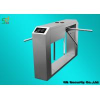 Automatic Barrier Gate Turnstile Security Systems For Park , School , Bus station Manufactures
