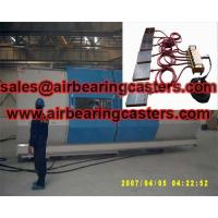 Buy cheap Air bearings for transporting heavy cargo from wholesalers