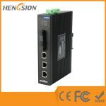 Industrial Unmanaged EIB05-3E-2F 5 Port Network Switch 2 Megabit FX Poe Ethernet Switch