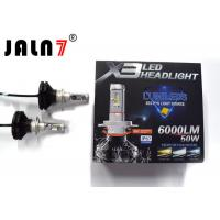 Automotive Led Headlight Bulbs , High Intensity Headlights Replacement Headlights Manufactures