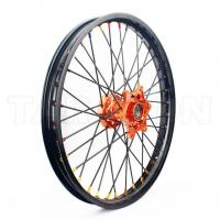 Quality KTM Black Custom Aluminum Motorcycle Wheels Rims For Dirt Bike for sale