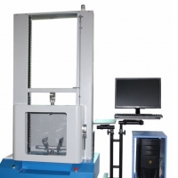 Testing Equipment For The 0.4KW 10KN Glass Bend Testing Machine With Special Jig Manufactures