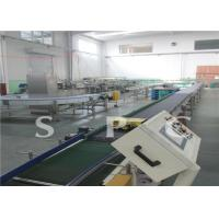 Beverage Bottle Automated Conveyor Systems 220V / 380V 304 Stainless Steel Manufactures
