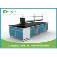 Modern Chemistry Laboratory Cabinets And Countertops , School Science Furniture Manufactures