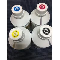 Garment Sublimation Digital Printing Inks Wash Resistant For Indoor Outdoor Post Manufactures