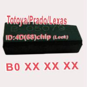 Lexus 4D68 Manufactures