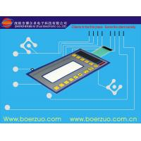 Flexible Touch Panel LED Membrane Switch Keypad For Remote Control Manufactures
