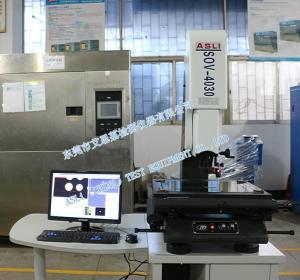 Quality 3D CNC 30x-225x Optical Video Measurement System Video Measuring Machine for sale