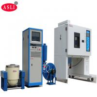 AGREE Vibration Chamber Incorporates Humidity And Temperature For Controlled Environment Manufactures