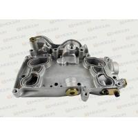 China EC210 D6E Engine Oil Cooler Cover For Deutz BF4M2012 Volvo Excavator 21099784 on sale