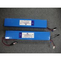 Quality 22.2V 72ah Lipo Battery for Golf Cart (L756078-6S18P, 1598.4Wh) for sale