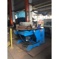 Compact Vessel Head  Round  Rotary Welding Positioner Table Tilting And Rotating Manufactures