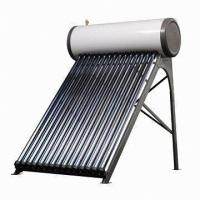 Solar water heater with Magnesium Rod Manufactures