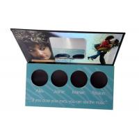 Individual Deluxe Rigid Makeup Gift Box , Beautiful Packaging Perfume Boxes Manufactures