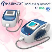 Painless hair removal machine portable 808nm salon equipment laser hair removal Manufactures