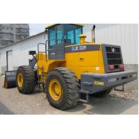 Larger Bucket 3 Ton Compact Wheel Loader Low Noise Long Service Life Manufactures