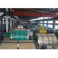 Durable Roll Of Stainless Steel , 430 Baosteel Stainless Steel Sheet Coil Manufactures