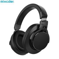 China Ausdom NEW Mixcder E8 Over Ear Active Noise Cancelling Carry Case Handsfree Stereo Headband Wireless Headphones With Mic on sale