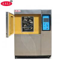 Buy cheap Triple Thermal Shock Chamber Air To Air - 2 Zone Thermal Shock Chamber from wholesalers
