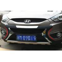 Hyundai IX35 Car Accessories Bumper Protector , Front and Rear Bumper Guard Manufactures