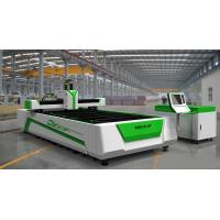 500W CNC Fiber Laser Cutting Equipment For Sheet Metal Processing Manufactures