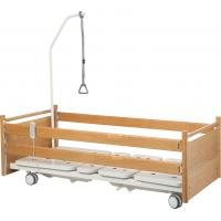 Medical Device Bariatric Hospital Bed For Home Powder - Coating Frame Easy To Use Manufactures