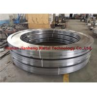 Welding And Machining Plate UT / PT Alloy Steel Casting Manufactures