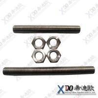 AL6XN China fastener stainless steel full threaded rod Manufactures