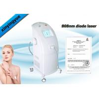 Permanent 808nm Diode Laser Hair Removal Machine For Chest / Armpit Manufactures