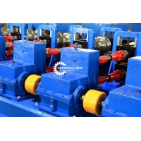 China Q235 Road Highway Guardrail Roll Forming Machine on sale