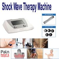 Buy cheap Pain Relief Acoustic Physical Therapy Shock Treatment Focused Transmitter from wholesalers