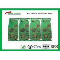Quick Turn Pcb Prototypes For Mobile Phone Circuit Board 8 Layer Surface Osp With Fr4 It180 1.2mm Manufactures