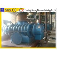 Low Noise Roots Rotary Blower For Powder And Granules Transportation Manufactures