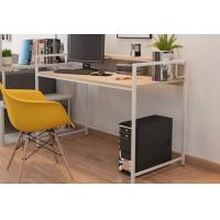 Modern Custom Computer Desk / economy Simple Home Table for kids Manufactures