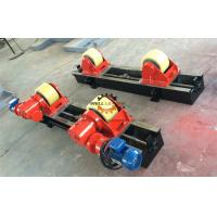 Automatic Pipe Welding Rotator , Pipe Rollers For Welding For Petrochemicals Industry Manufactures