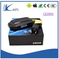 Quality Hot selling gps vehicle/car/truck tracker vehicle gps tracker -LK209A for sale