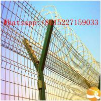 Airport wire mesh fence Manufactures