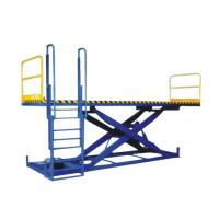 4T Cargo Lift Table for Aerial Assembly Work Station With 1.85m Height Manufactures