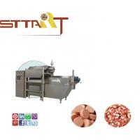 22KW Driven Single Screw Extrusion Machine SS Material Type With Water Chiller Manufactures