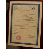 ZHEJIANG LEO BUILDING MATERIAL LTD. Certifications