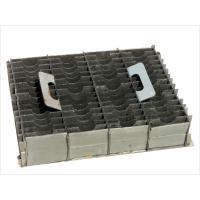 Conductive Corflute Polypropylene Plastic Separator Sheets With Thickness 2mm-12mm Manufactures