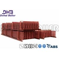China Surface Nickel Based Boiler Bank Tubes Heavy Duty For Waste Oil Burner Boiler on sale