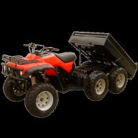 Utility ATV with Six Wheels Manufactures